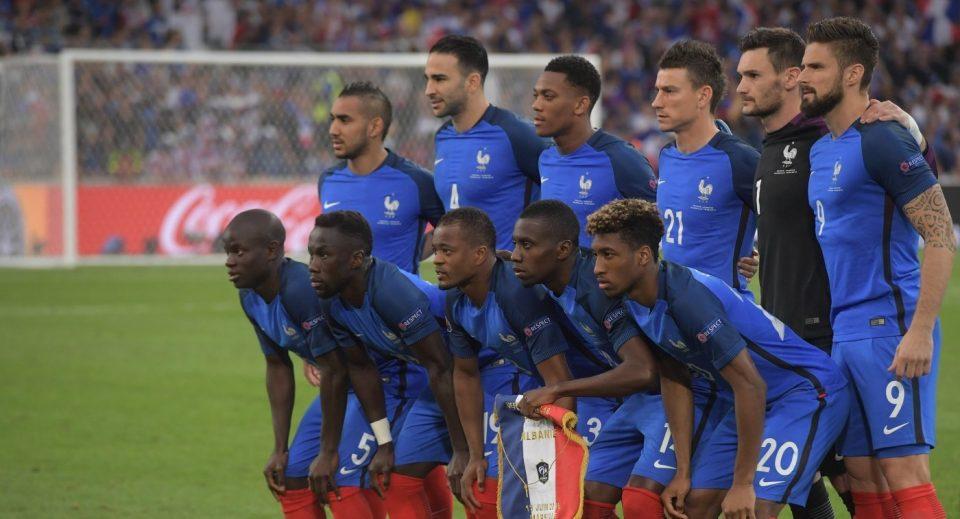 ставки футбол франция россия