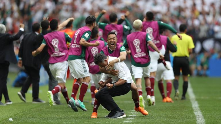 Мексика гол