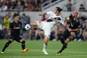 Златан Ибрагимович против «Лос-Анджелеса»