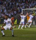 Хоао Плата в матче против «Чикаго Файр»