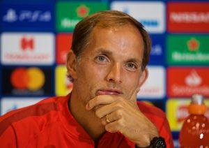 Томас Тухель на пресс-конференции перед матчем с «Ливерпулем»
