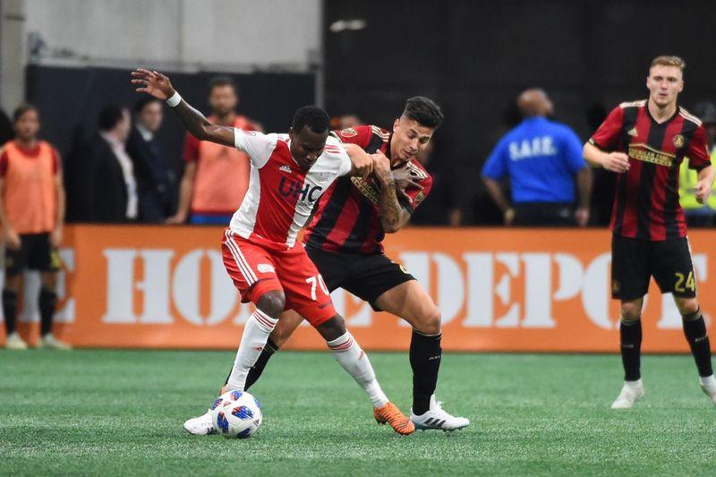 Атланта Юнайтед 2:1 Нью-Ингленд Революшн