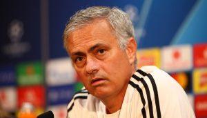 Жозе Моуринью на пресс-конференции перед матчем против «Валенсии»