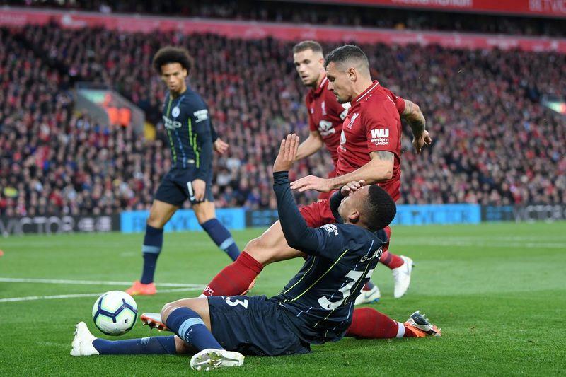 Ливерпуль 0:0 Манчестер Сити