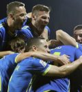 Игроки сборной Косова в Лиге наций