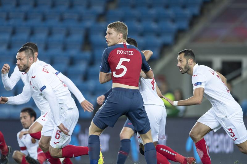 Норвегия 1:0 Болгария