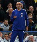 Маурицио Сарри в матче кубка английской лиги