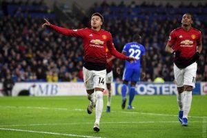 Манчестер юнайтед забил 12 голов