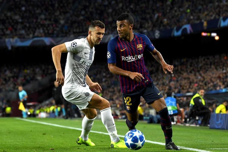 Барселона шальке 04 второй матч