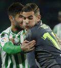 Фото с матча Реал Сосьедад 2:2 Реал Бетис