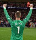 Давид Де Хеа в выездном матче «Манчестер Юнайтед» против «Тоттенхэма» (0:1)