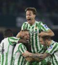 Фото с матча Реал Бетис 2:2 Валенсия