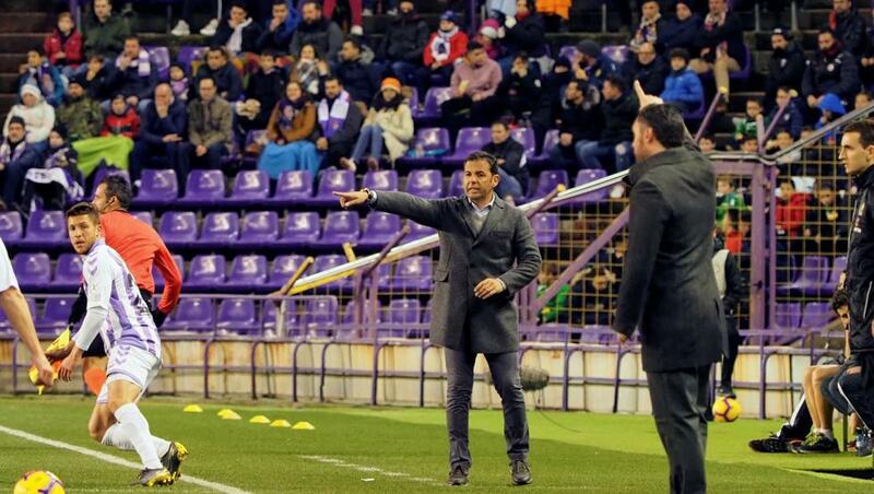 Фото с матча Реал Вальядолид 0:0 Вильярреал