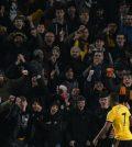 Фото с матча Вулверхэмптон 3:2 Шрусбери Таун