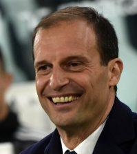Массимилиано Аллегри в домашнем матче «Ювентуса» против «Удинезе» (4:1)