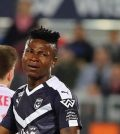 Фото с матча Бордо 0:1 Реймс