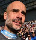 Фото с матча Брайтон 1:4 Манчестер Сити