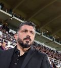 Фото с матча Фиорентина 0:1 Милан