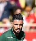 Фото с матча Монако 2:3 Сент-Этьен