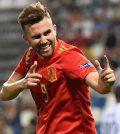 Фото с матча Испания 4:1 Франция (сборные до 21-го года)