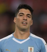 Фото с матча Чили 0:1 Уругвай
