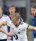 Фото с матча Линфилд 0:2 Русенборг
