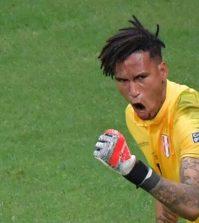 Фото с матча Чили 0:3 Перу