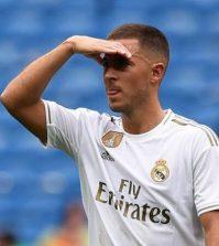 Фото с матча Реал Мадрид 3:2 Леванте
