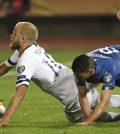 Фото с матча Финляндия 1:2 Италия