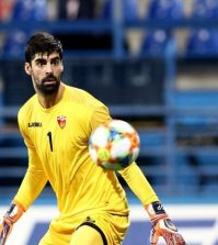 Фото с матча Черногория 0:0 Болгария