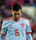 Фото с матча Норвегия 1:1 Испания