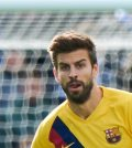 Фото с матча Леганес 1:2 Барселона