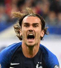 Фото с матча Франция 1:1 Турция