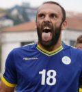 Фото с матча Косово 2:0 Черногория