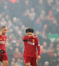 Фото с матча Ливерпуль 2:1 Генк