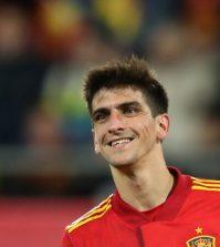 Фото с матча Испания 7:0 Мальта