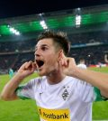 Фото с матча Боруссия Мёнхенгладбах 2:1 Бавария Мюнхен