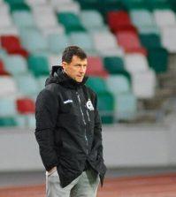 Фото с матча Динамо Минск 0:1 Рух Брест