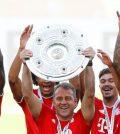 Фото с матча Вольфсбург 0:4 Бавария Мюнхен