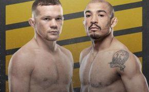 Ян Альдо UFC 251