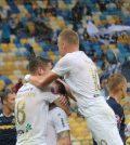 Фото с матча Колос Ковалёвка 4:1 Днепр-1