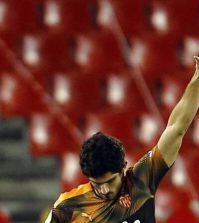 Фото с матча Гранада 2:2 Валенсия