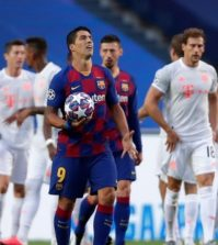Бавария разгромила Барселону