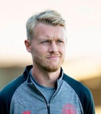 Фото с тренировки сборной Дании