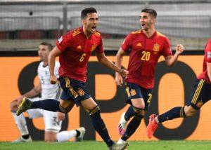 Германия Испания Лига наций