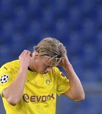 Фото с матча Лацио 3:1 Боруссия Дортмунд