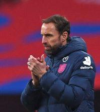 Фото с матча Англия 2:1 Бельгия