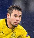 Фото с матча Брюгге 0:3 Боруссия Дортмунд