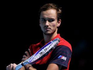 Медведев итоговый турнир