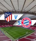 Атлетико Мадрид - Бавария Мюнхен